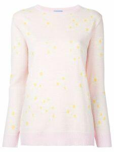 Macgraw Daisy fine knit jumper - PINK