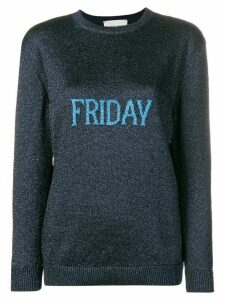 Alberta Ferretti Friday jumper - Blue