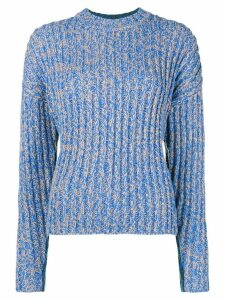 Jil Sander Navy regular jumper - Blue