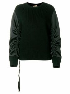 Nº21 longsleeved jumper - Black