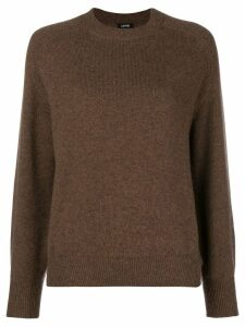 Aspesi loose knitted jumper - Brown