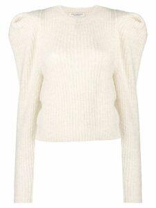 Philosophy Di Lorenzo Serafini crew-neck sweater - White