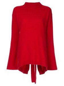 Ellery Vivos sweater - Red