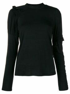 Preen Line Bonita jumper - Black