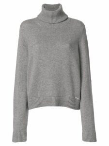 Dsquared2 turtleneck knit - Grey