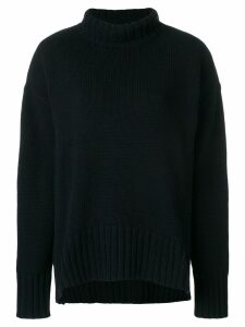 Joseph cowl neck sweater - Blue
