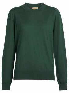 Burberry crew neck sweater - Green