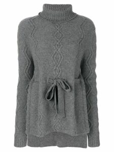 Cashmere In Love cashmere Tosca sweater - Grey