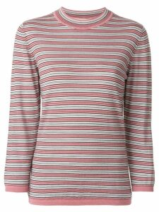 Marni knitted striped top - Multicolour