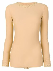 Maison Margiela studded body - NEUTRALS