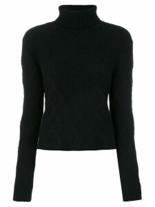 Cashmere In Love cashmere Tess sweater - Black