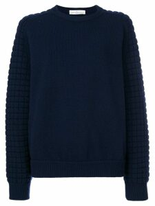 Golden Goose classic knitted sweater - Blue