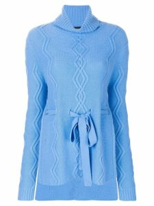 Cashmere In Love cashmere Tosca sweater - Blue