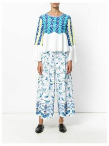 Peter Pilotto knitted top - Multicolour