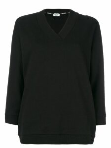 Kenzo knitted sweater - Black
