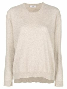 Pringle of Scotland classic long-sleeve sweater - NEUTRALS