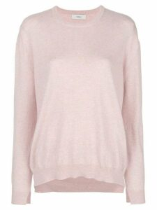 Pringle of Scotland classic long-sleeve sweater - PINK
