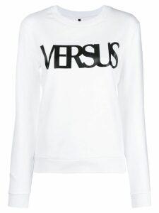 Versus logo sweatshirt - White