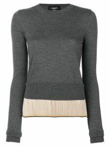 Rochas fine knit - Grey