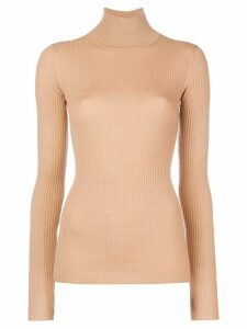 Jil Sander Navy turtle neck sweater - Neutrals