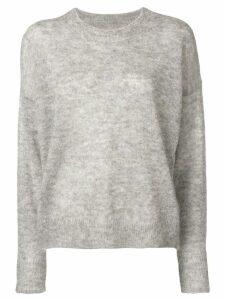 Isabel Marant Étoile Cliftony pullover - Grey