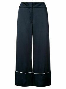 Monse high waisted culottes - Blue