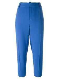 Dsquared2 cropped trousers - Blue