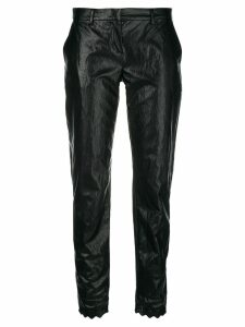 Philosophy Di Lorenzo Serafini cropped straight leg trousers - Black