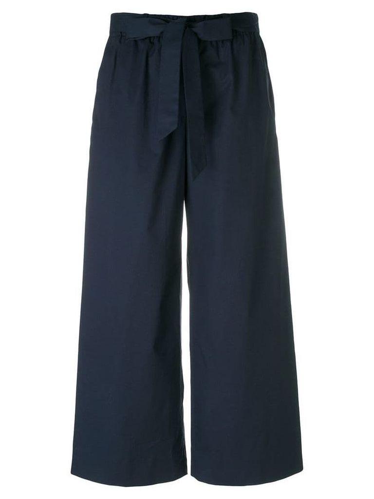 Incotex flared culottes - Blue