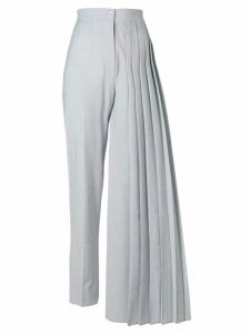 Seen Users pleated detail trousers - Grey