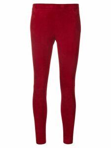 Stouls skinny leggings - Red