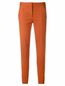 Tory Burch slim fit trousers - Yellow