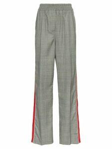 Calvin Klein 205W39nyc side stripe trousers - Grey