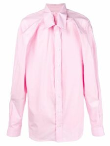 Y/Project double layer shirt - PINK