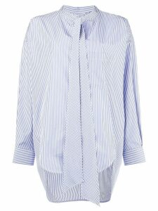 Balenciaga New Swing shirt - Blue