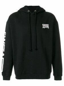 SWEAR logo hoodie - Black