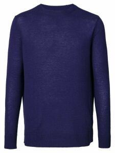 The Elder Statesman Tranquility jumper - Black