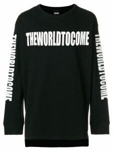 KTZ The World to Come top - Black