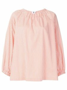 Vivetta striped blouse - White