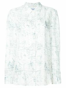Macgraw Latitude blouse - White