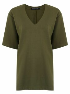 Gloria Coelho shortsleeved blouse - Green