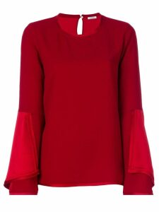 P.A.R.O.S.H. Poseidon blouse - Red