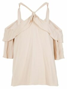 Olympiah could shoulder blouse - Neutrals