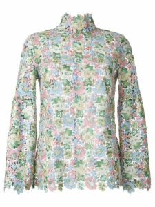 Macgraw Bell floral lace blouse - Multicolour