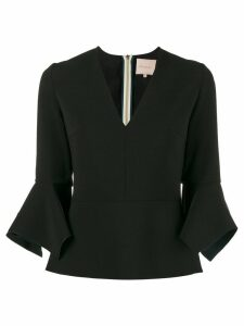Roksanda Prila V-neck blouse - Black