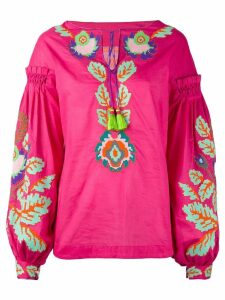 Yuliya Magdych Edentree Huge blouse - Pink
