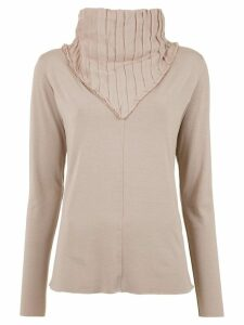 Uma Raquel Davidowicz Chic blouse - Neutrals