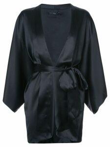 Voz kimono top - Black
