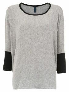 Lygia & Nanny Mandarim Dilly blouse - Grey