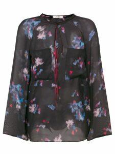 Dorothee Schumacher floral print blouse - Black